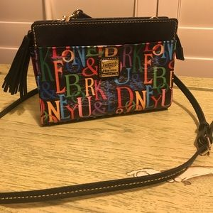 Dooney and Bourke crossbody purse